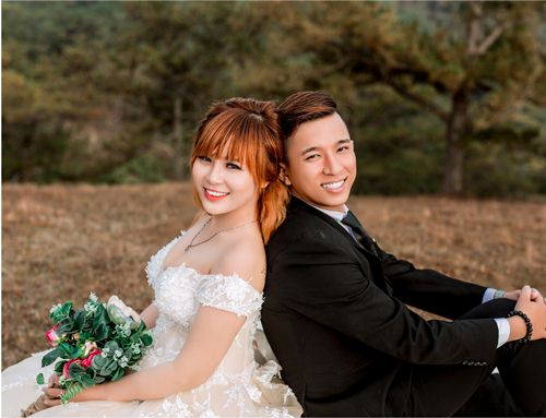 áo cưới cho cô dâu mập