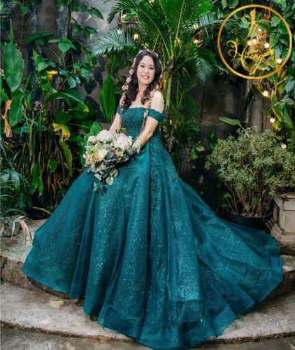 áo cưới cho bà bầu