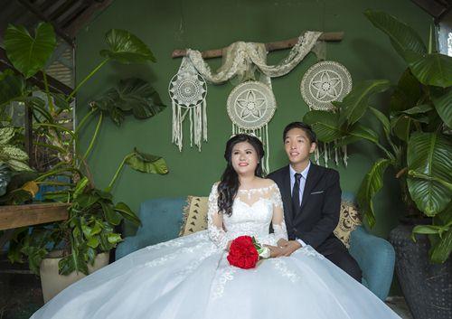 áo cưới size lớn
