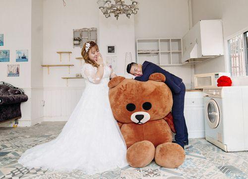 áo cưới big size