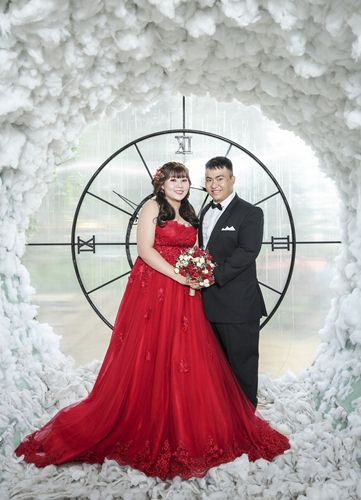 vest cưới big size